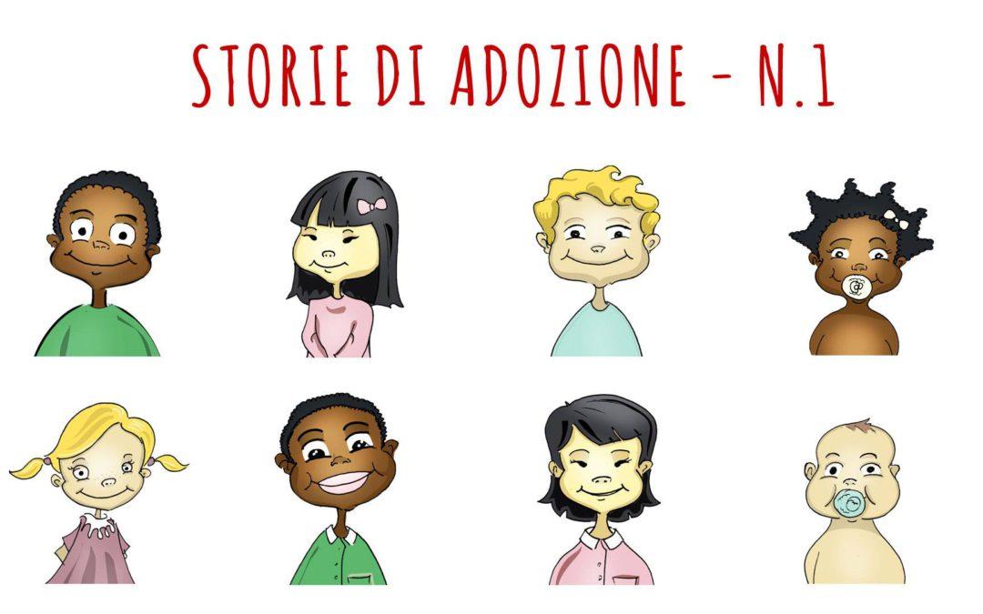 Storie di adozione |  N°1