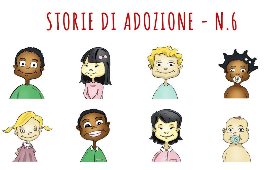 Storie di adozione | N°6